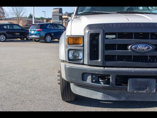 2008 Ford F-550 Crew Cab DRW 4x2, Service Body #FK4227A - photo 12