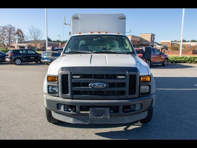 2008 Ford F-550 Crew Cab DRW 4x2, Service Body #FK4227A - photo 13