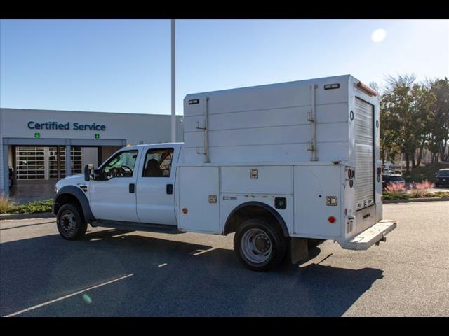 2008 Ford F-550 Crew Cab DRW 4x2, Service Body #FK4227A - photo 5