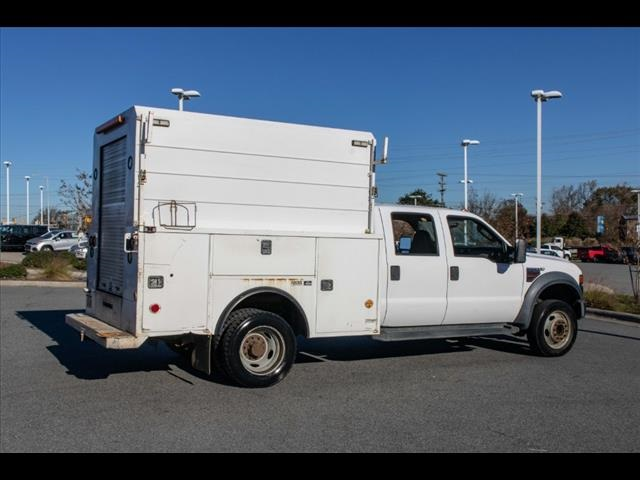2008 Ford F-550 Crew Cab DRW 4x2, Service Body #FK4227A - photo 8