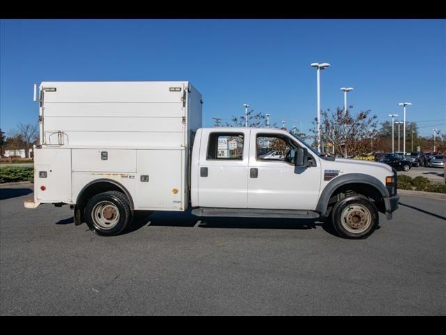 2008 Ford F-550 Crew Cab DRW 4x2, Service Body #FK4227A - photo 9