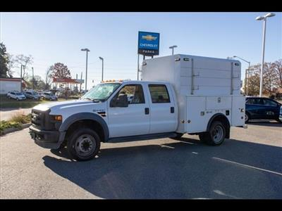 2008 Ford F-550 Crew Cab DRW 4x2, Service Body #FK4227A - photo 3