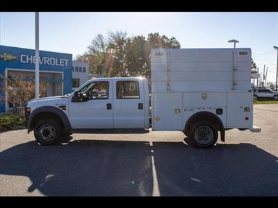 2008 Ford F-550 Crew Cab DRW 4x2, Service Body #FK4227A - photo 3