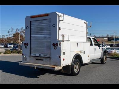 2008 Ford F-550 Crew Cab DRW 4x2, Service Body #FK4227A - photo 7