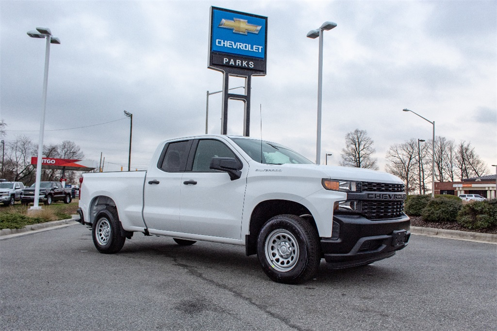 2019 Silverado 1500 Double Cab 4x2,  Pickup #FK42862 - photo 9