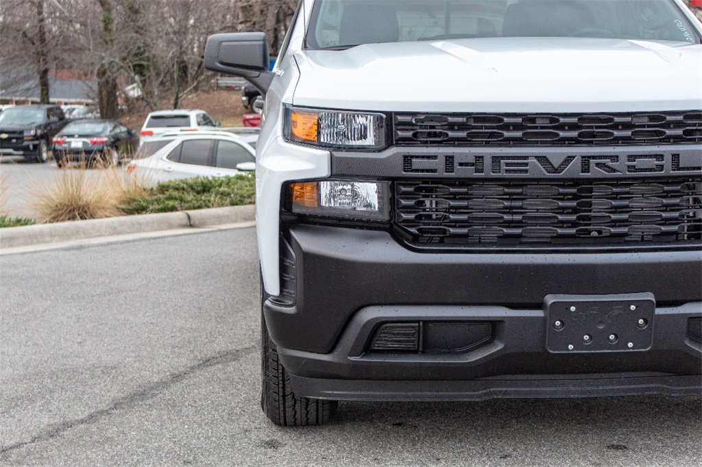 2019 Silverado 1500 Double Cab 4x2,  Pickup #FK42862 - photo 11