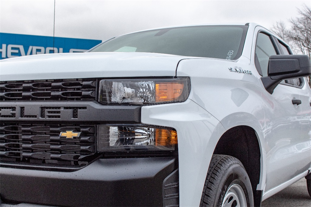 2019 Silverado 1500 Double Cab 4x2,  Pickup #FK42862 - photo 13