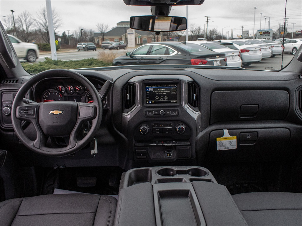 2019 Silverado 1500 Double Cab 4x2,  Pickup #FK42862 - photo 22