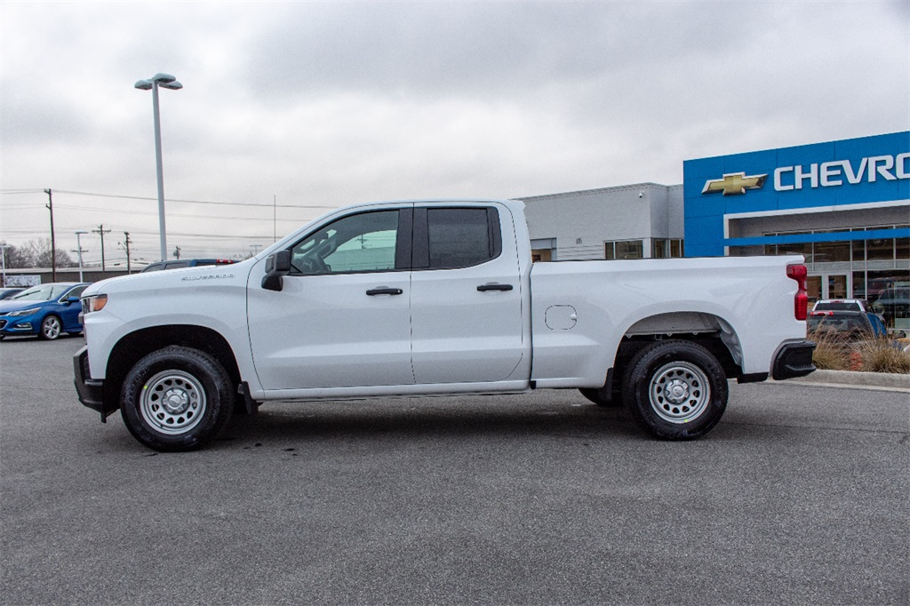 2019 Silverado 1500 Double Cab 4x2,  Pickup #FK42862 - photo 3