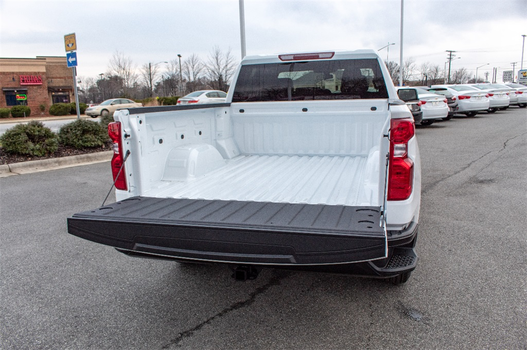 2019 Silverado 1500 Double Cab 4x2,  Pickup #FK42862 - photo 6