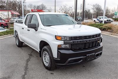 2019 Silverado 1500 Double Cab 4x2,  Pickup #FK42862 - photo 10
