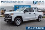 2019 Silverado 1500 Double Cab 4x2,  Pickup #FK42862 - photo 1