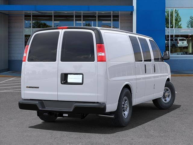 2021 Chevrolet Express 2500 4x2, Empty Cargo Van #FK43215 - photo 1