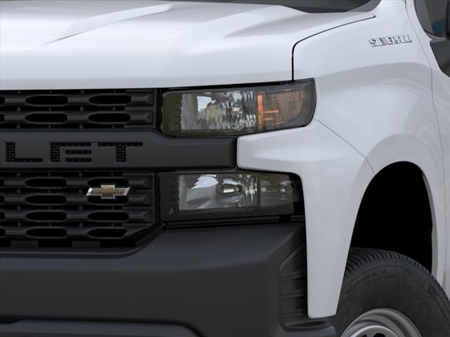 2020 Chevrolet Silverado 1500 Crew Cab 4x4, Pickup #FK4682X - photo 8