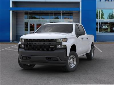 2020 Chevrolet Silverado 1500 Crew Cab 4x4, Pickup #FK4682X - photo 6