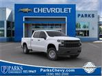 2020 Chevrolet Silverado 1500 Crew Cab 4x4, Pickup #FK4682X - photo 1