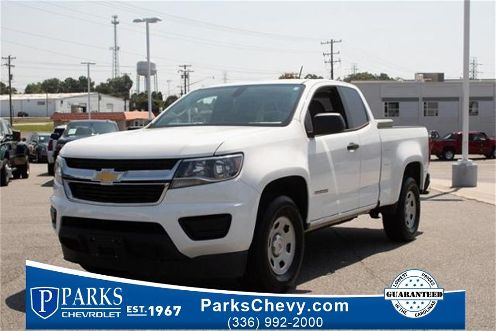 2016 Chevrolet Colorado Extended Cab 4x2, Pickup #FK4816A - photo 1