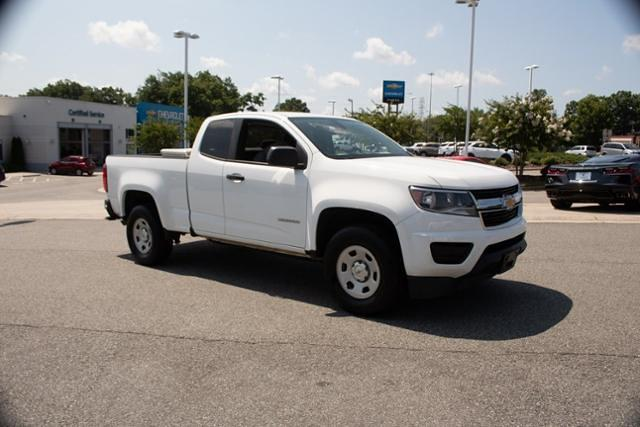 2016 Chevrolet Colorado Extended Cab 4x2, Pickup #FK4816A - photo 11