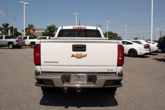 2016 Chevrolet Colorado Extended Cab 4x2, Pickup #FK4816A - photo 6