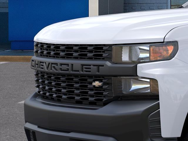 2021 Chevrolet Silverado 1500 Double Cab 4x2, Pickup #FK48210 - photo 11