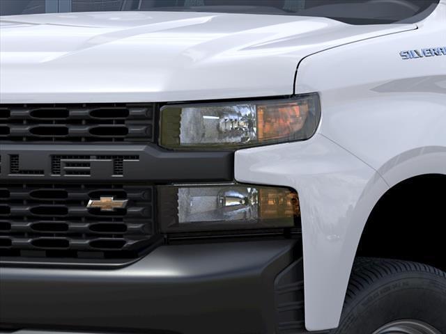 2021 Chevrolet Silverado 1500 Double Cab 4x2, Pickup #FK48210 - photo 8