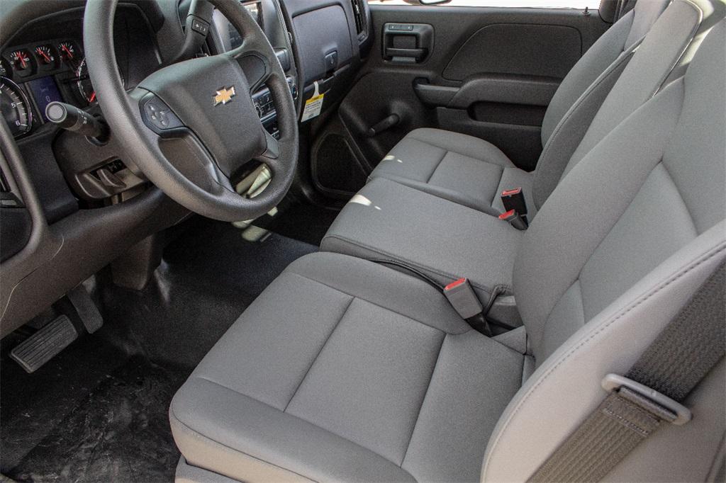 2018 Silverado 3500 Regular Cab DRW 4x2,  Freedom Dump Body #FK4826X - photo 15
