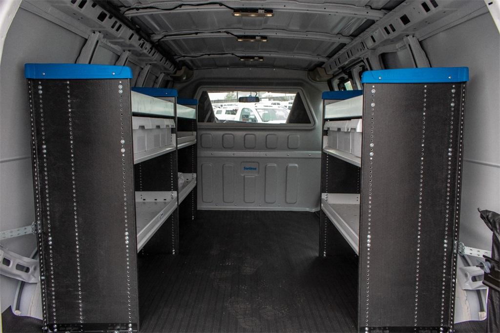 2019 Express 2500 4x2,  Sortimo Upfitted Cargo Van #FK4870X - photo 1