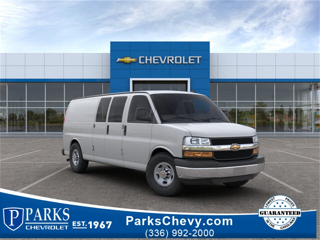 2019 Chevrolet Express 2500 4x2, Sortimo Upfitted Cargo Van #FK4896 - photo 1