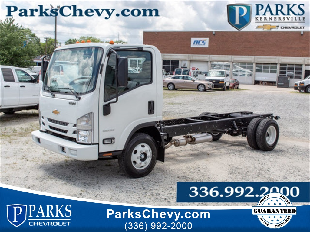 2019 LCF 3500 Regular Cab 4x2,  Cab Chassis #FK4906 - photo 1