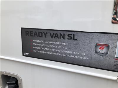2020 Express 3500 4x2, Reading RVSL Service Utility Van #FK49882 - photo 4