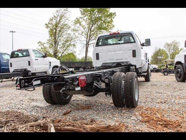 2021 Chevrolet Silverado 5500 Regular Cab DRW 4x4, Cab Chassis #FK5018 - photo 1