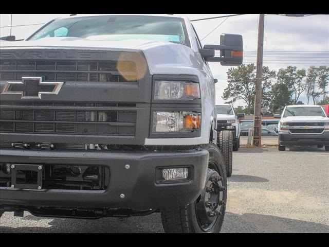 2019 Chevrolet Silverado 6500 Regular Cab DRW 4x2, Cab Chassis #FK50869 - photo 8