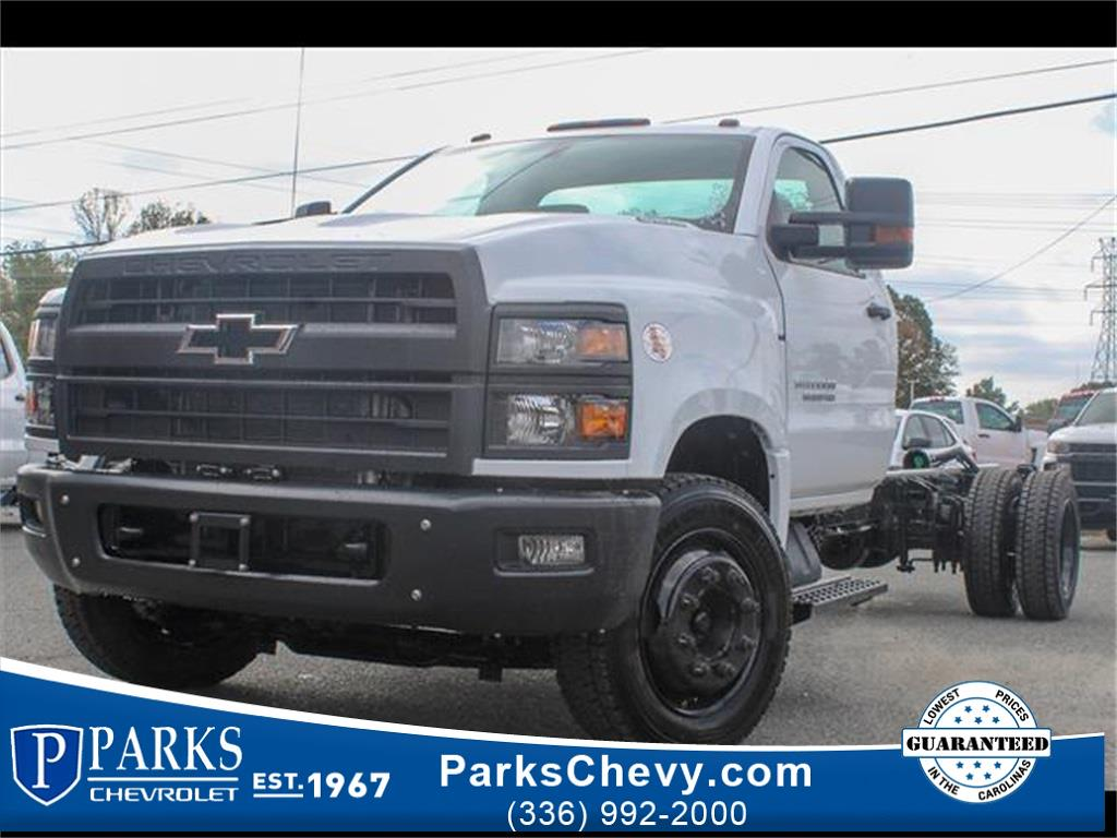 2019 Chevrolet Silverado 6500 Regular Cab DRW 4x2, Cab Chassis #FK50869 - photo 1