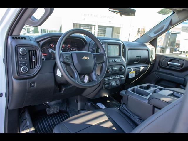 2020 Chevrolet Silverado 3500 Regular Cab DRW 4x4, Freedom Dump Body #FK5231 - photo 17