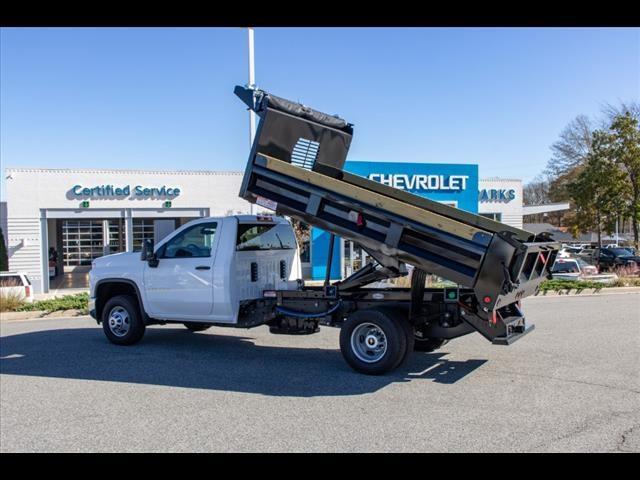 2020 Chevrolet Silverado 3500 Regular Cab DRW 4x4, Freedom Dump Body #FK5231 - photo 5