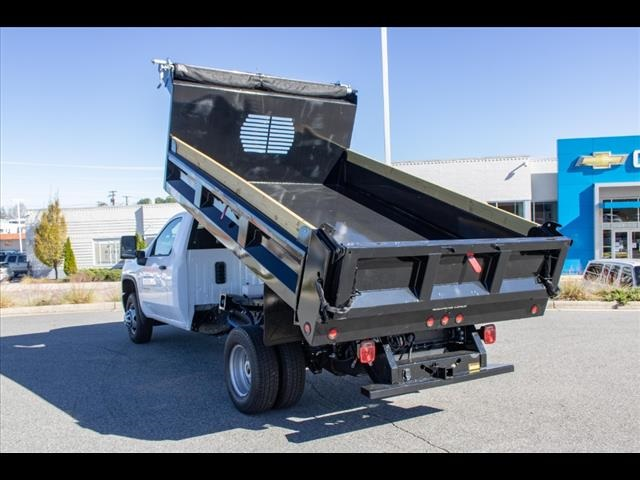 2020 Chevrolet Silverado 3500 Regular Cab DRW 4x4, Freedom Dump Body #FK5231 - photo 1
