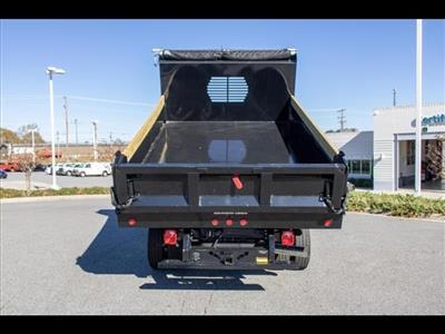 2020 Chevrolet Silverado 3500 Regular Cab DRW 4x4, Freedom Dump Body #FK5231 - photo 6
