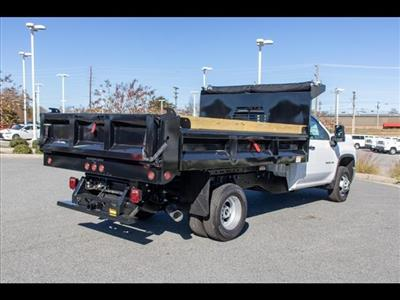 2020 Chevrolet Silverado 3500 Regular Cab DRW 4x4, Freedom Dump Body #FK5231 - photo 8