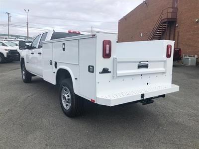 2019 Chevrolet Silverado 2500 Double Cab 4x2, Knapheide Steel Service Body #FK5338 - photo 2
