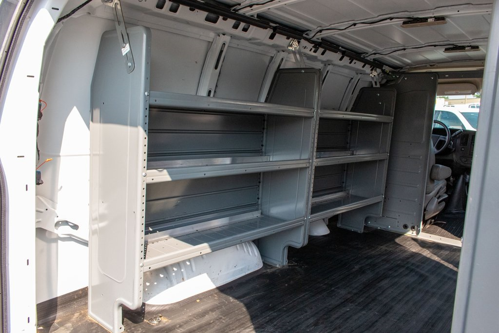 2016 Express 2500,  Upfitted Cargo Van #FK5396XA - photo 1