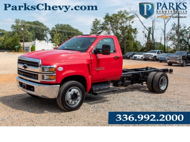 2019 Chevrolet Silverado 5500 Regular Cab DRW 4x2, Cab Chassis #FK5434 - photo 3