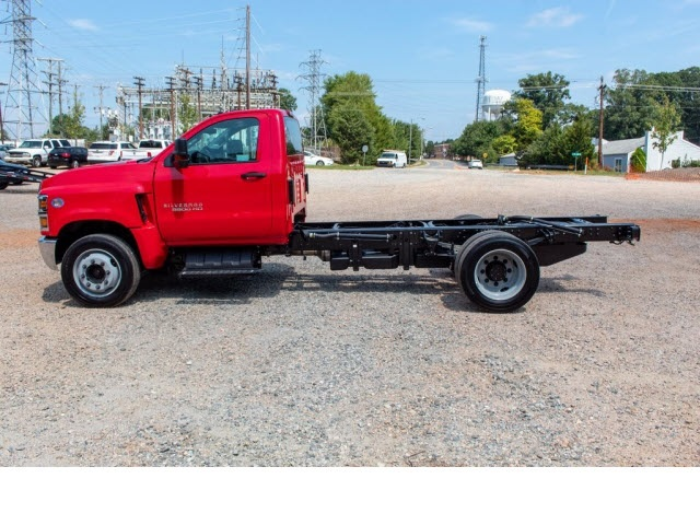2019 Chevrolet Silverado 5500 Regular Cab DRW 4x2, Cab Chassis #FK5434 - photo 2