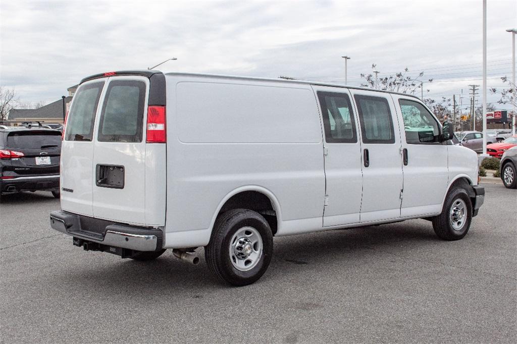 2019 Express 2500 4x2,  Sortimo Upfitted Cargo Van #FK5440 - photo 9