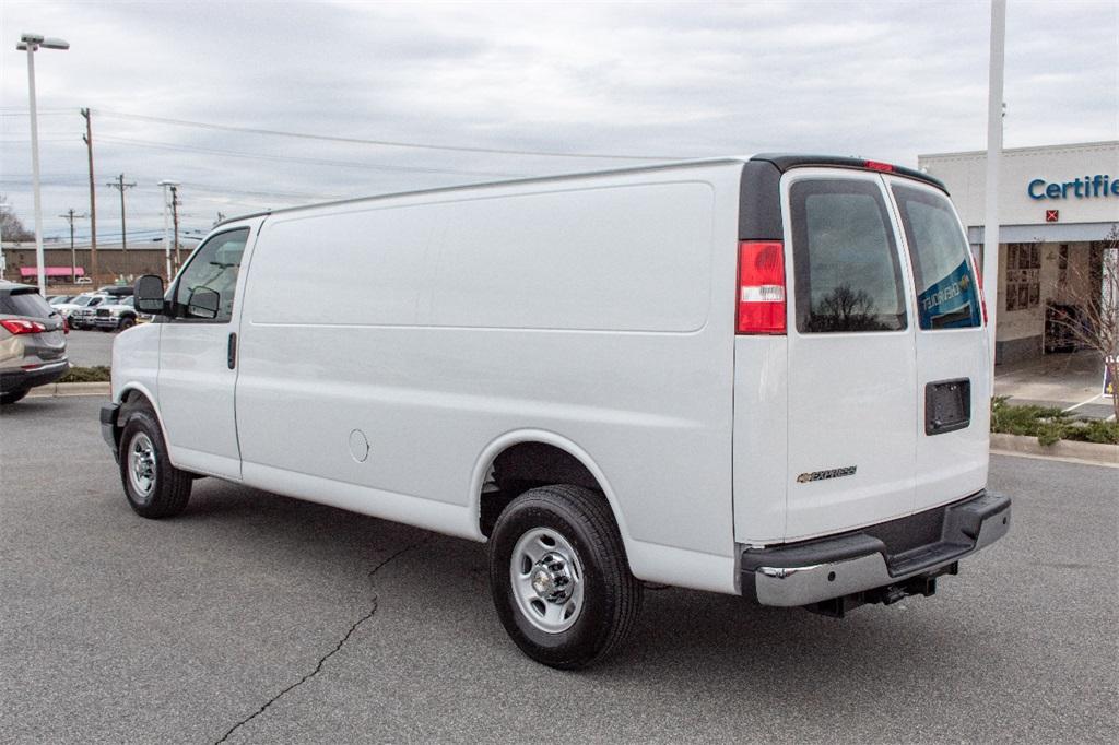 2019 Express 2500 4x2,  Sortimo Upfitted Cargo Van #FK5440 - photo 5