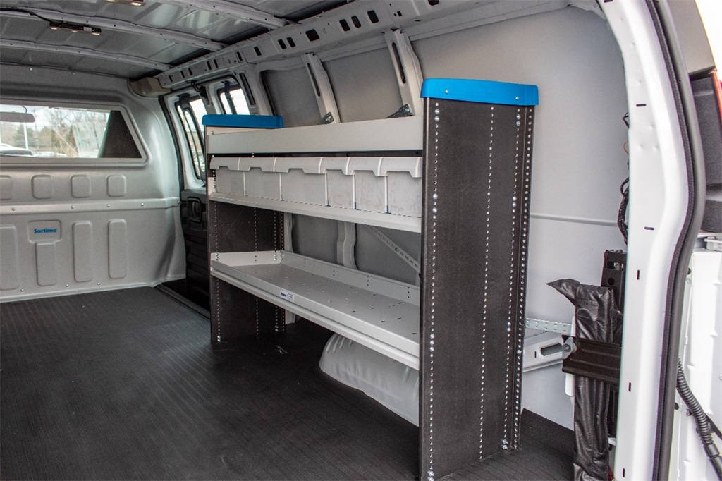 2019 Express 2500 4x2,  Sortimo Upfitted Cargo Van #FK5440 - photo 7