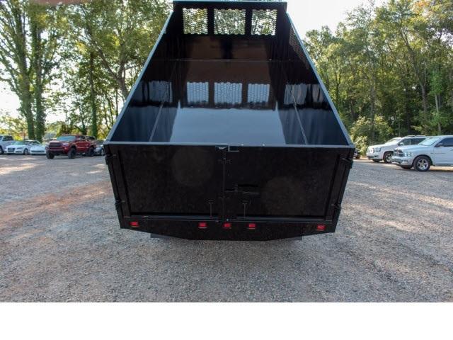 2019 Silverado 5500 Regular Cab DRW 4x4,  Knapheide Value-Master X Landscape Dump #FK5461 - photo 4