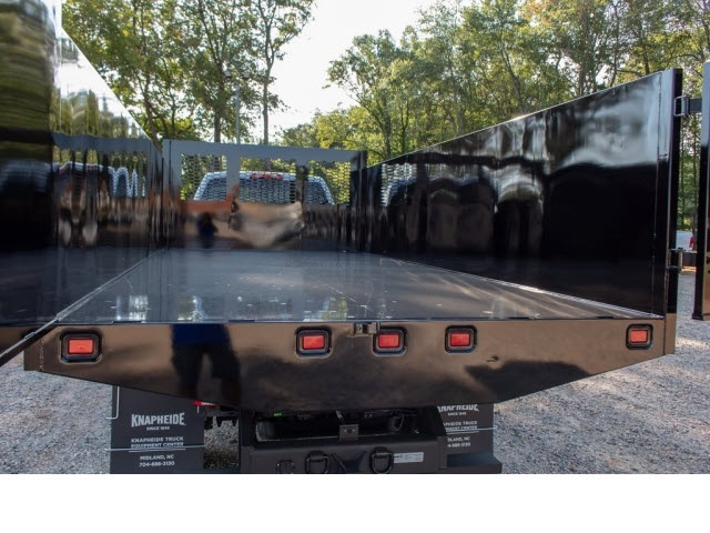 2019 Silverado 5500 Regular Cab DRW 4x4,  Knapheide Value-Master X Landscape Dump #FK5461 - photo 5