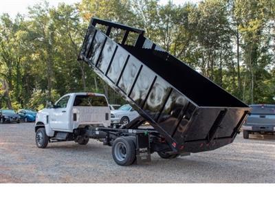 2019 Silverado 5500 Regular Cab DRW 4x4,  Knapheide Value-Master X Landscape Dump #FK5461 - photo 2