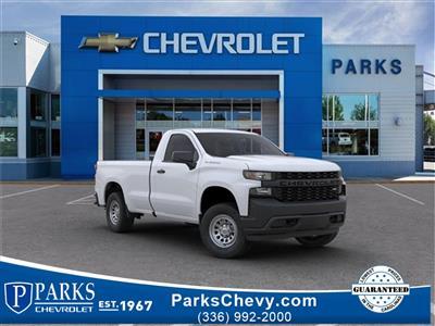 2020 Chevrolet Silverado 1500 Regular Cab 4x4, Pickup #FK5471 - photo 1