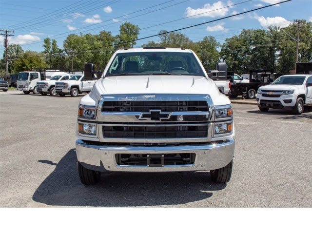 2019 Chevrolet Silverado 4500 Regular Cab DRW 4x2, Reading SL Service Body #FK5474 - photo 1
